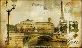 Paris paris.. vintage photoalbum series