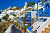 romantic holidays - amazing Santorini resorts