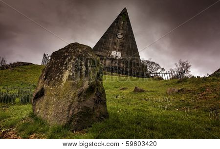 mausoleum in Stirling