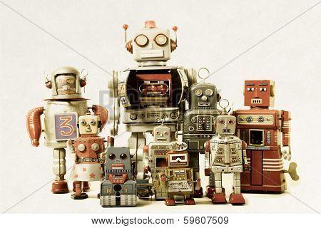 robot team