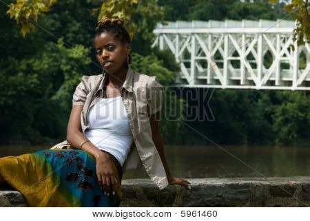 Lady By The Water