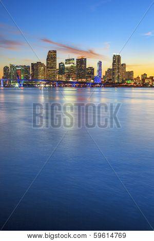Miami, Vetical View
