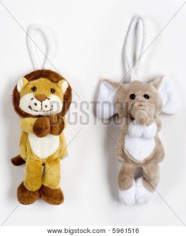 Cute Plush Animals