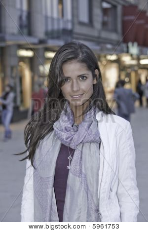 Carla Ossa in Hamburg