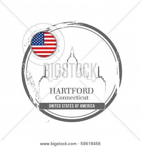 Stamp Hartford