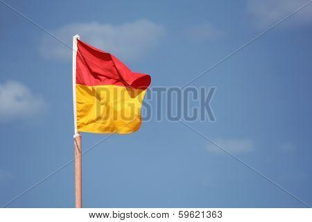 Australian Life Saving Flag 1