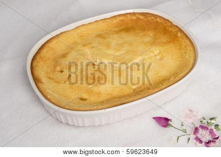 Buttermilk Dessert