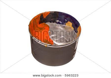 Afval Inktpot