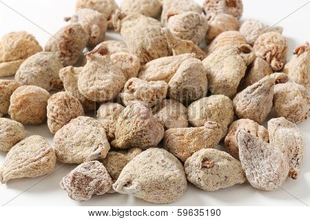 dried figs with sugar