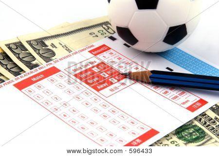 Football Bet Slip