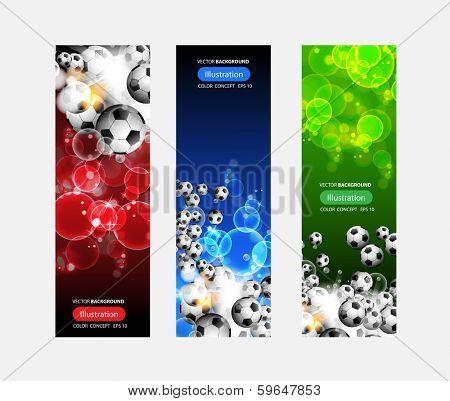 set soccer card