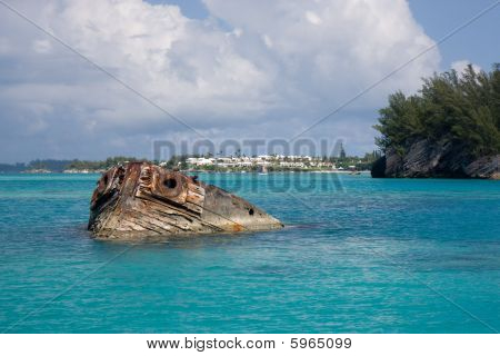 The Vixen Shipwreck, Bermuda