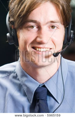 Telephone consultant