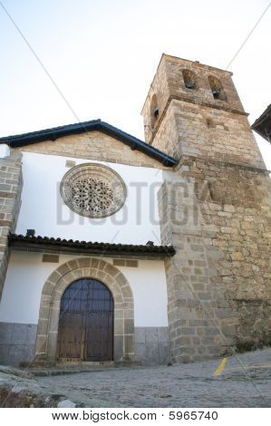 Candelario Church