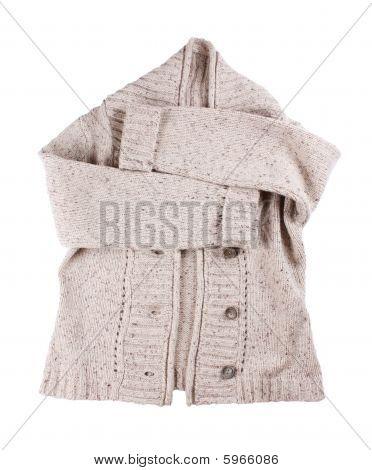 woolen cardigan