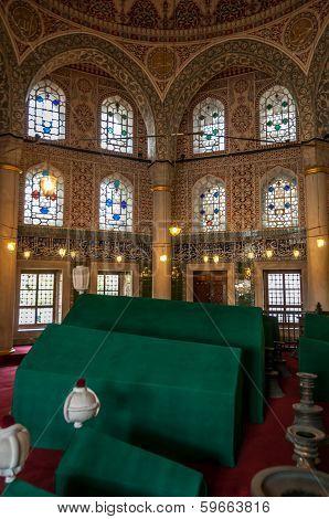 Tomb Of Sultan Mehmet III