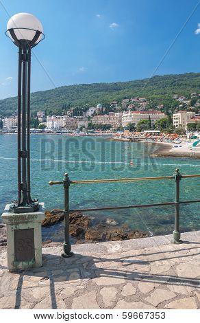 Opatija, Istria, Adriatic Sea, Croatia