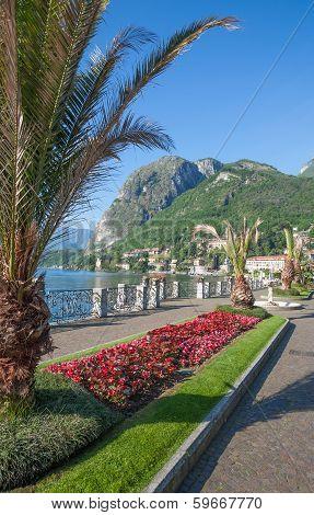 Menaggio, Lake Como in Italian Lake District, Lombardy, Italy