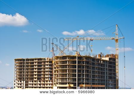 Multistorey Building Construction