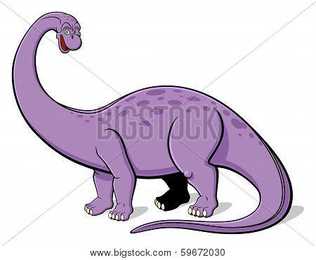Apatosaurus for children