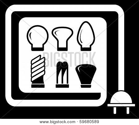 set light bulbs
