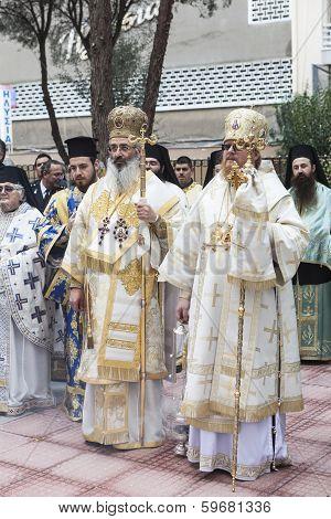 Greek Orthodox Saint Nicholas Celebration