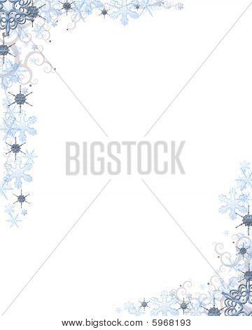 Frialdad de la nieve