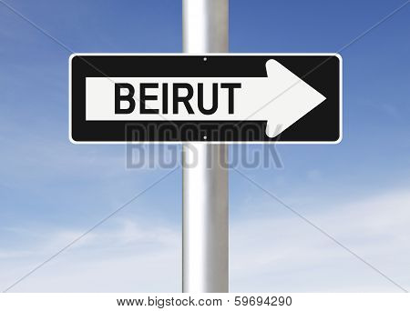 This Way to Beirut