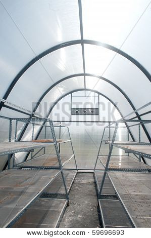 Sauna Room To Dry Plant .