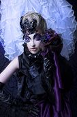 picture of evil queen  - Dark queen - JPG