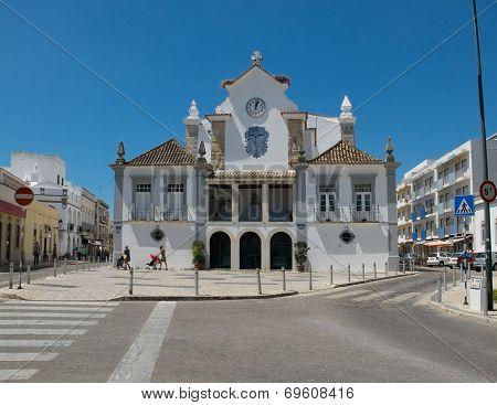 Nossa Senhora Do Rosario. Olhao, Algarve. Portugal.