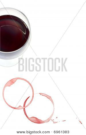 Red Wine And Stains