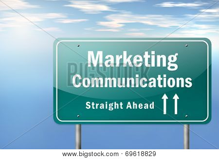 Highway Signpost Marketing Communications