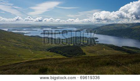 Islands of Loch Lomond