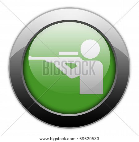 Icon, Button, Pictogram Hunting