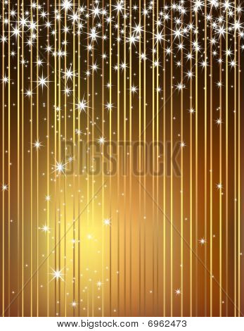 star brown card