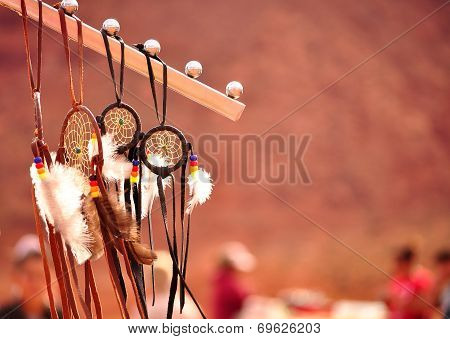 Native Navajo Dreamcatcher