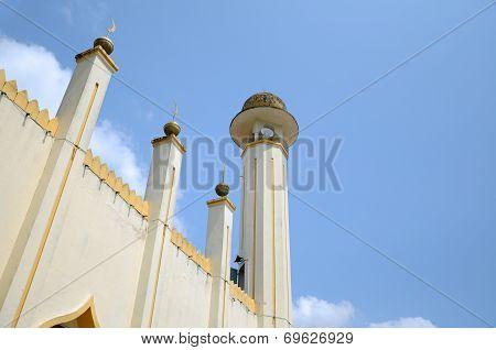 Minaret of Sultan Mahmud Mosque In Kuala Lipis