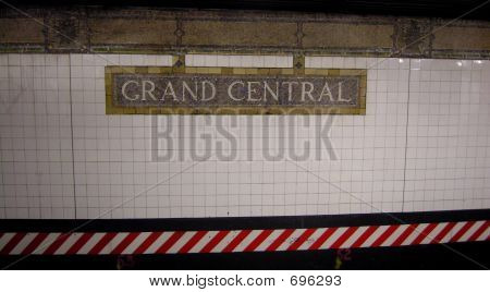 Grand Central Sub Stop