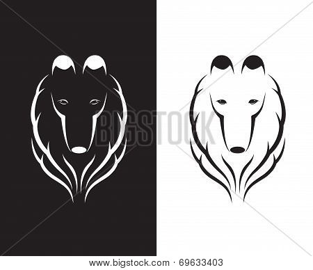 Vector Images Of Shetland Sheepdog Head