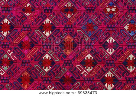 ethnic embroidery pattern