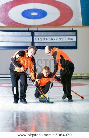 Curling-team