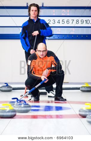 Curling Tactics