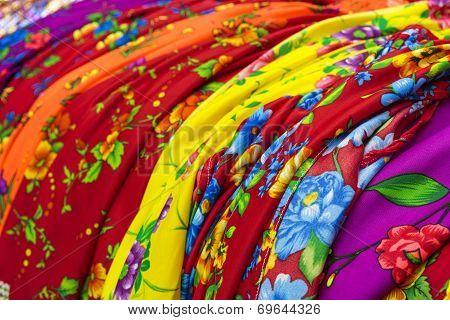 Traditional Gipsy Dresses Fabrics
