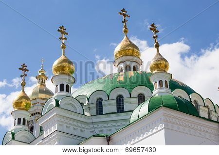 Kiev Pechersk Lavra In Ukraine