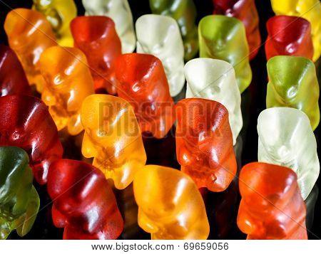 gummy formation