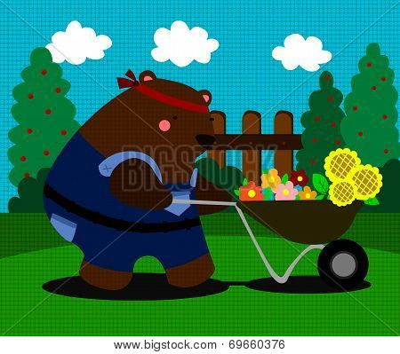 Garden Bear