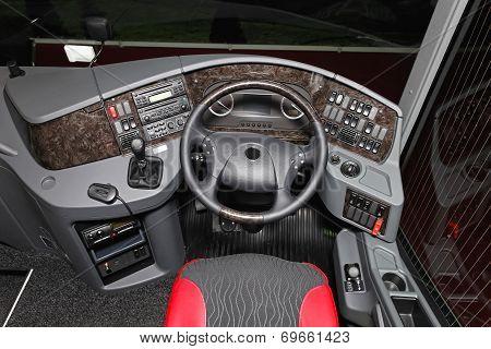 Bus Cockpit