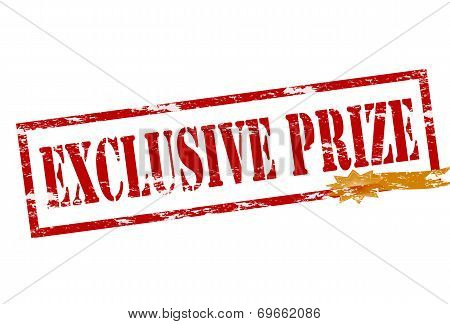 Exclusive Prize