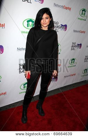 LOS ANGELES - AUG 6:  Kylie Jenner at the Imagine Ball LA at the House of Blues on August 6, 2014 in West Hollywood, CA